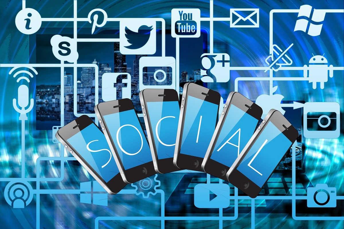 utilizzare i social network